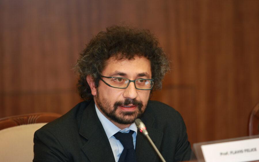 ROMA 11-03-2009 CONVEGNO SULLA REDEMPTOR HOMINIS FLAVIO FELICE