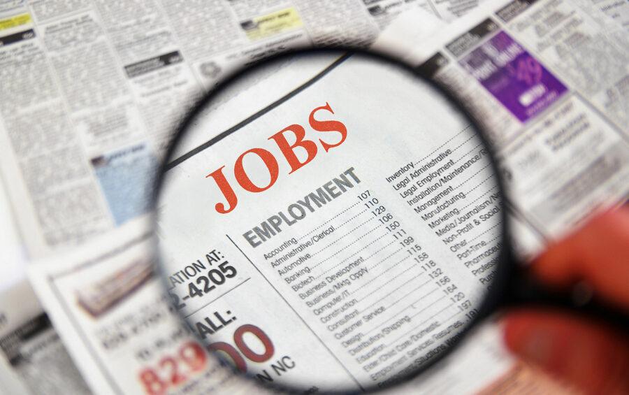 Il problema del lavoro e della disoccupazione