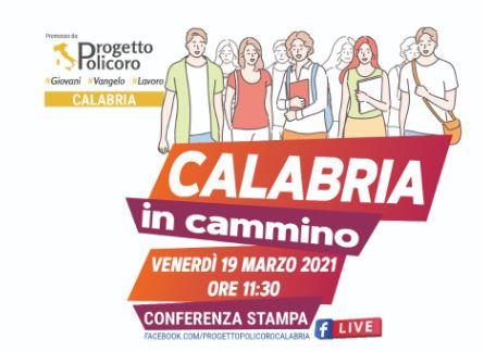 """""""La Calabria in cammino nel tempo del lockdown"""": il 19 marzo la presentazione del Rapporto"""