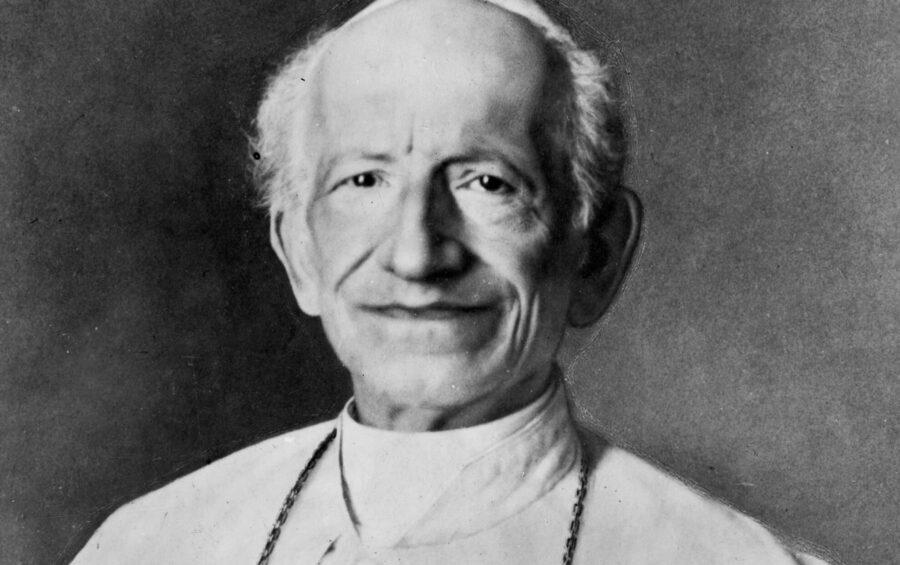 PAPA LEONE XIII GIOACCHINO PECCI