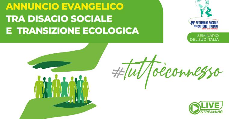 Verso la Settimana Sociale: il 12 giugno il Seminario del Sud Italia