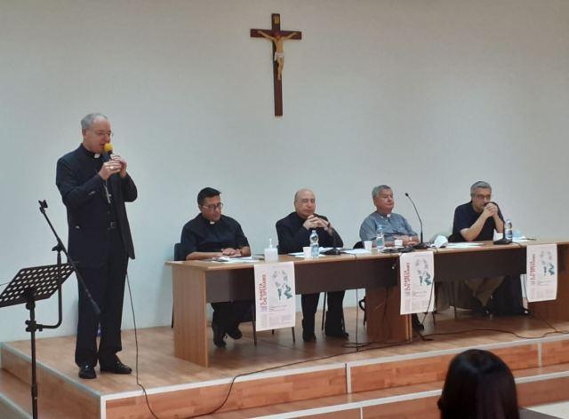 Le diocesi della Campania in cammino verso Taranto