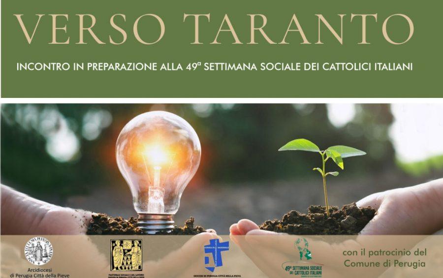 Perugia verso Taranto: il 30 settembre un incontro con il card. Bassetti